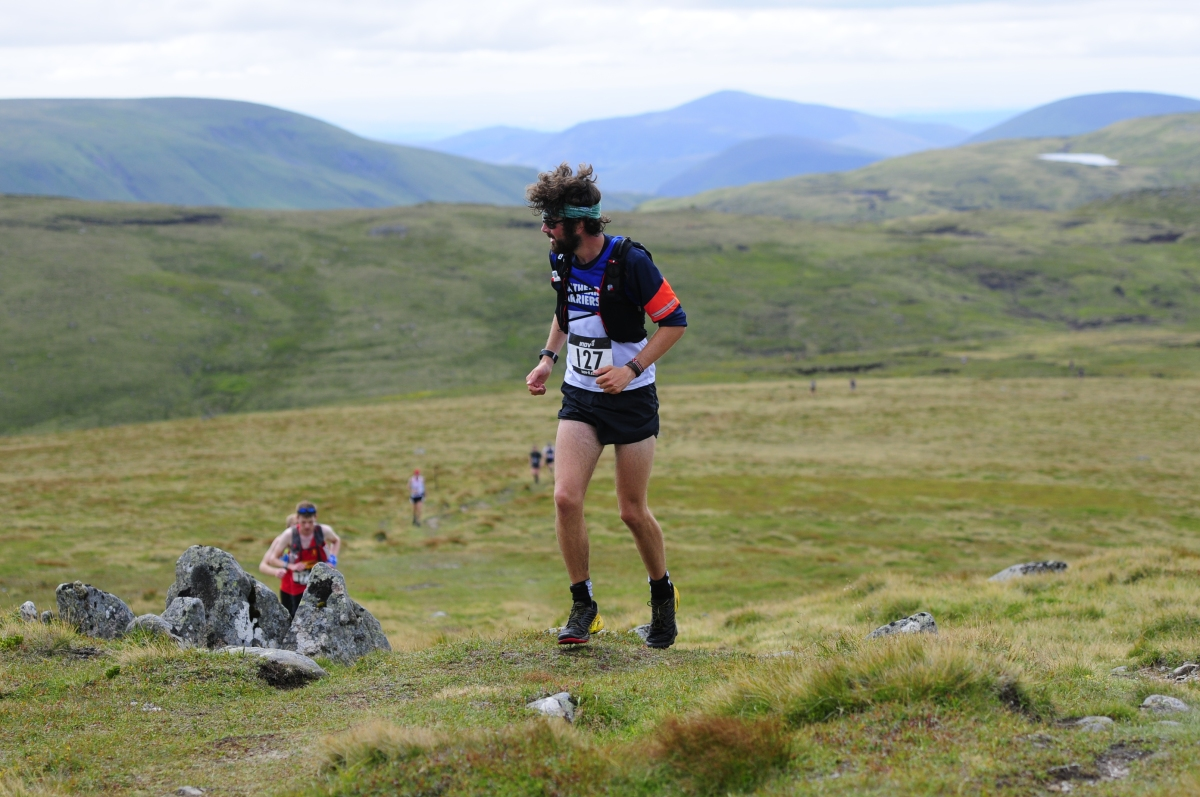 Glenshee 9 race review/reflection