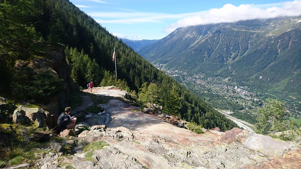 Trail running: Chamonix