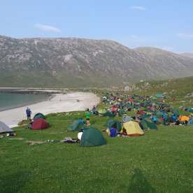 Harris camp
